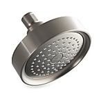 Kohler® Taboret Brushed Nickel Showerhead