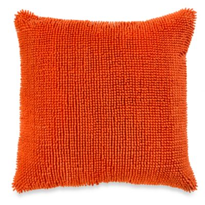 Shake Floor Cushion - Orange