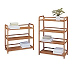 Neu Home Lohas Bamboo Shelf