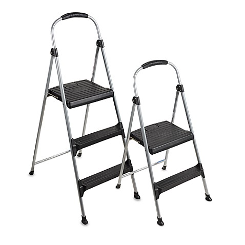 Cosco® Signature Premium Folding Step Stool