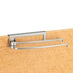 Over-the-Door Pivoting Towel Bar