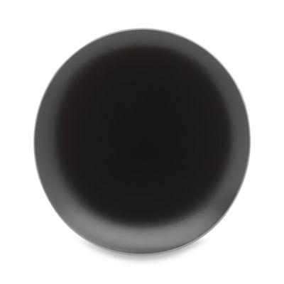 Mikasa® Curve Black 13-Inch Round Platter