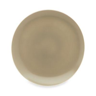 Mikasa® Curve Khaki 13-Inch Round Platter