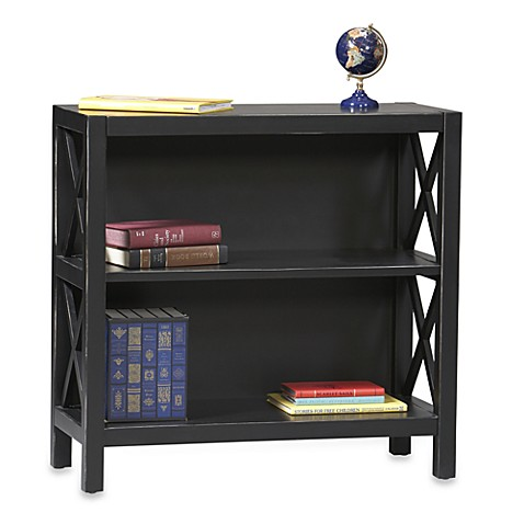 Black Bookcases