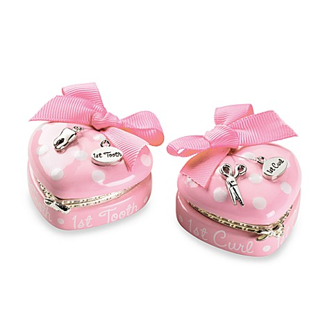 Mud Pie™ Princess Heart Treasure Box