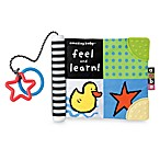 Kids Preferred Amazing Baby™ Feel and Learn Soft Book