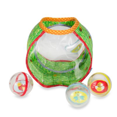Earlyears® Whirly Bugs Fill N' Spill
