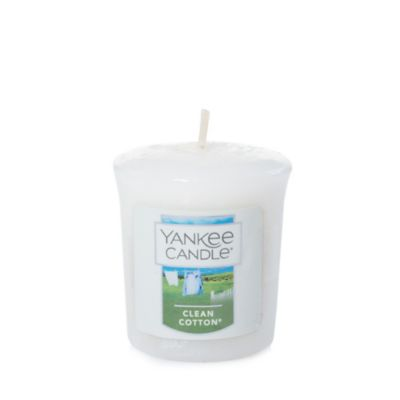 Yankee Candle® Clean Cotton® Samplers® Votive Candle