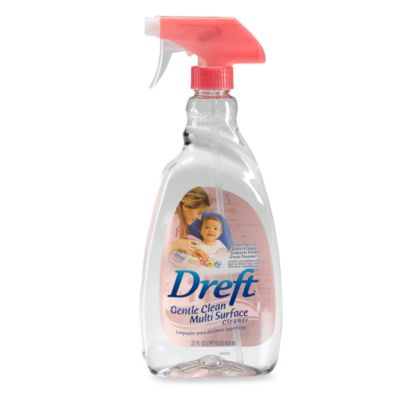 Dreft® Gentle Clean 22-Ounce Multi-Surface Spray