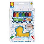 ALEX® Rub-a-Dub Draw in the Tub Bathtub Crayons (Set of 6)