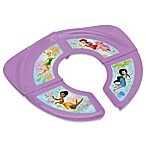 Ginsey Disney Fairies Folding Potty Seat