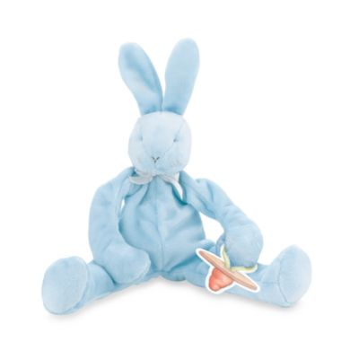 Bunnies by the Bay Silly Buddy Bunny in Light Blue