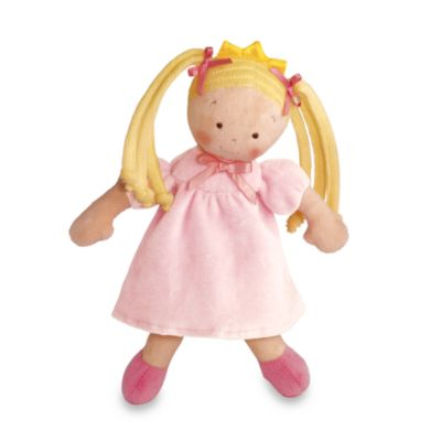 North American Bear Co. Rosey Cheeks™ Plush Blonde Little Princess Doll