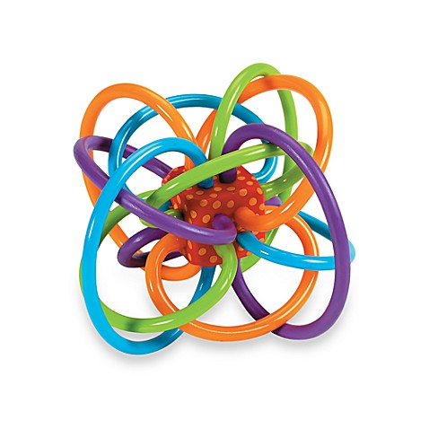 Manhattan Toy® Winkel Color Burst Infant Toy