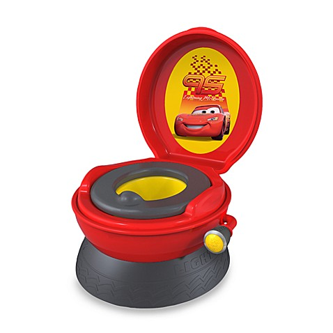 The First Years® Disney Pixar Cars Rev and Go Potty System