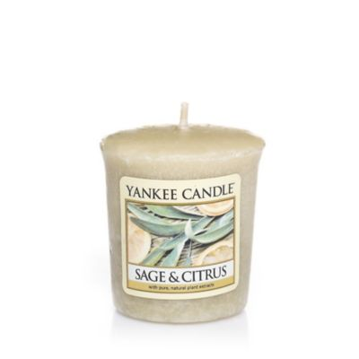 Yankee Candle® Samplers® Sage & Citrus Votive Candle