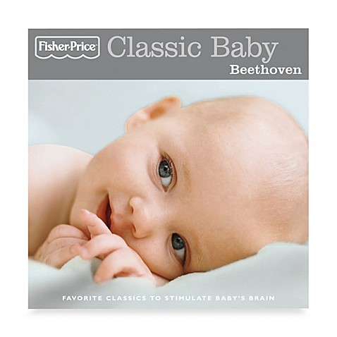Fisher Price® Classic Baby: Beethoven CD