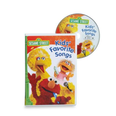 Sesame Street® Kids-Foot Favorite Songs DVD