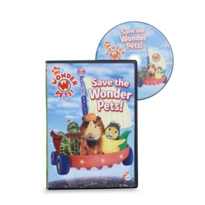 Wonder Pets in Save the Wonder Pets DVD