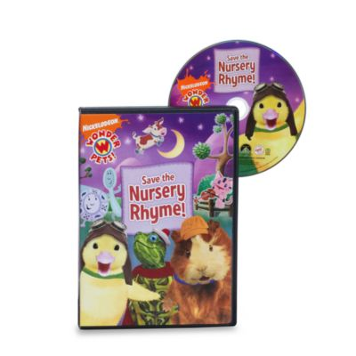 Wonder Pets: Save the Nursery Rhyme DVD