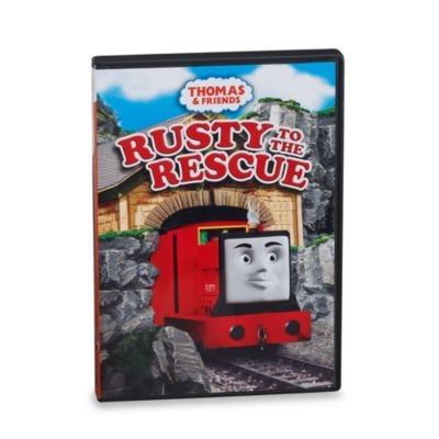 Thomas & Friends® Rusty to the Rescue DVD
