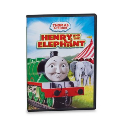 Thomas & Friends® Henry And The Elephant DVD