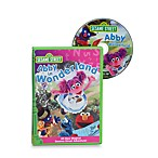 Sesame Street® Abby in Wonderland DVD