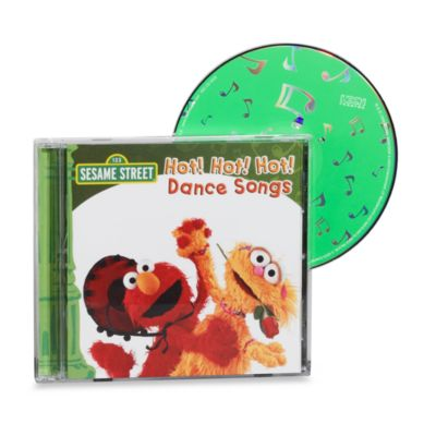 Sesame Street® Hot! Hot! Hot! Dance Songs CD