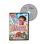 Dora the Explorer: Dora and The Three Little Pigs DVD