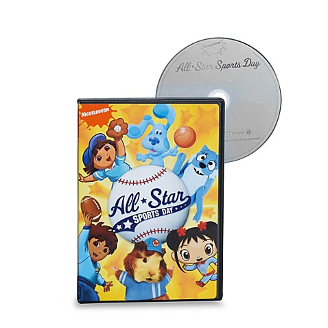 Nickelodeon™ All Star Sports Day DVD