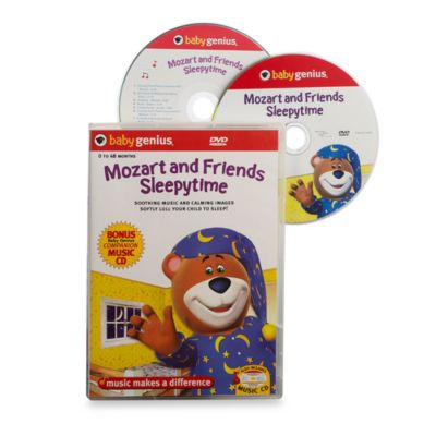 Baby Genius® Mozart & Sleepytime Friends with Music CD