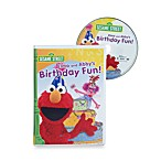 Sesame Street®  Elmo & Abby's Birthday Fun DVD