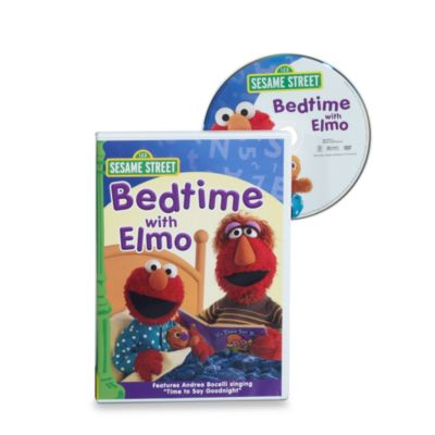 Sesame Street® Bedtime with Elmo DVD