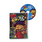Sid the Science Kid: The Bug Club DVD