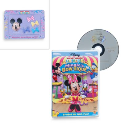 Disney® Mickey Mouse Clubhouse: Minnie's Bow-Tique DVD