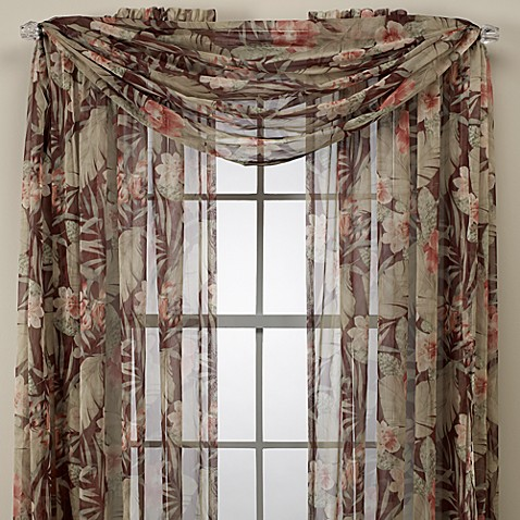 Buy Window Scarf Valances From Bed Bath Amp Beyond