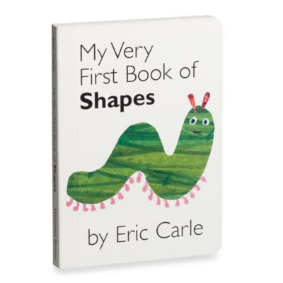 Eric Carle's My Very First Book of Shapes