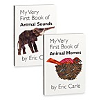 Eric Carle's My Very First Animal Books