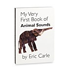Eric Carle's My Very First Book of Animal Sounds