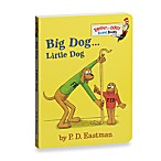 Dr. Seuss' Big Dog . . . Little Dog Board Book