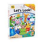 Baby Einstein Let's Look! First Look and Find™ Book