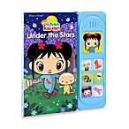Play-a-Sound® Nickelodeon™'s Ni-hao, Kai-lan Under the Stars Board Book