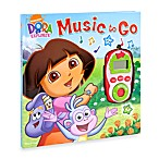 Play-a-Sound® Dora the Explorer™ Music to Go Digital Music Player Book