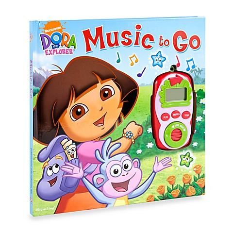Play A Sound R Dora The Explorer Music Book Www