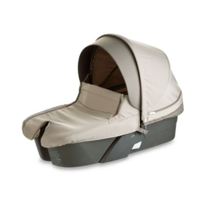 Stokke® Xplory® Carry Cot in Beige Melange