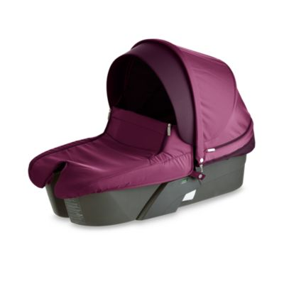 Purple Carry Cot
