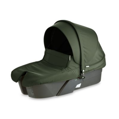 Stokke® Xplory® Carry Cot Complete Kit in Green
