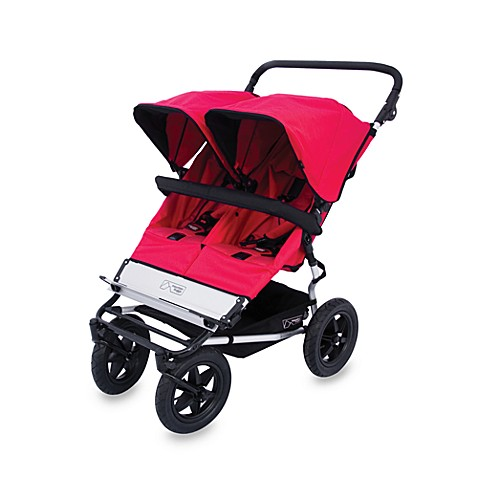 Mountain Buggy® Mountain Buggy Duo Stroller in Chili