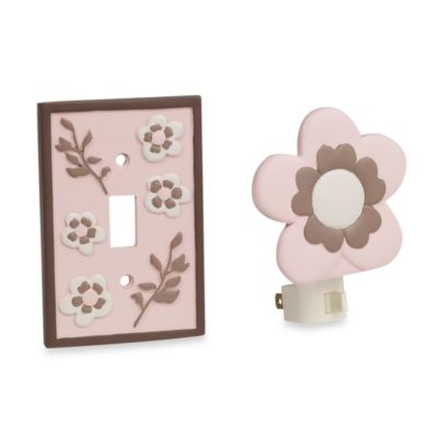 Daniella Nightlight and Switch Plate
