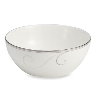 Noritake® Platinum Wave 47-Ounce Bowl